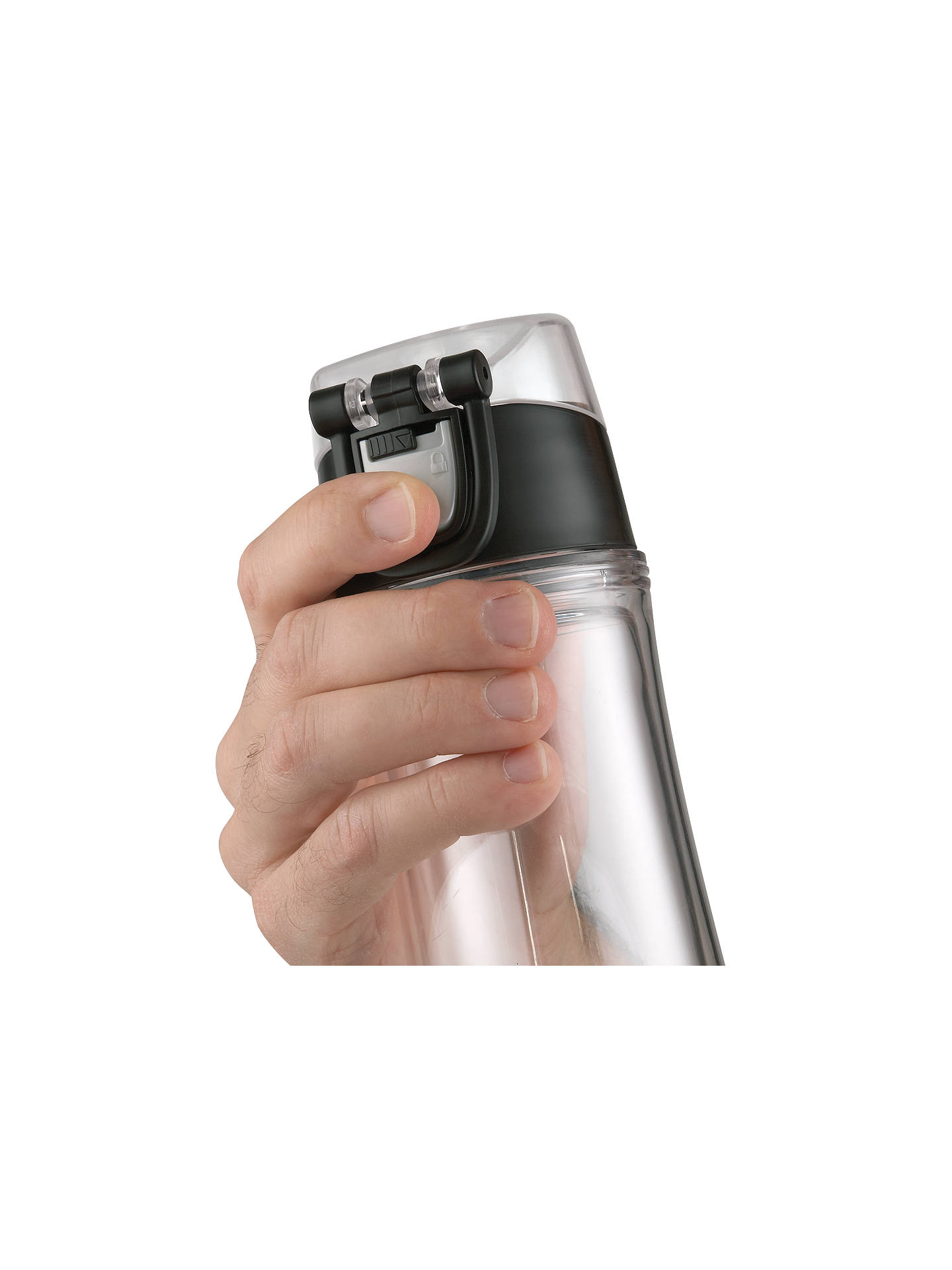 Buy Thermos Double Wall Hydration Bottle, 530ml, Blue Online at johnlewis.com