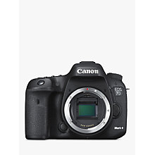 "Buy Canon EOS 7D MK II Digital SLR Camera, HD 1080p, 20.2MP, 3"" LCD Screen, Body Only + FREE Tripod Online at johnlewis.com"