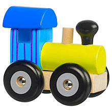 Buy Orange Tree Louis The Engine First Mini Train Online at johnlewis.com
