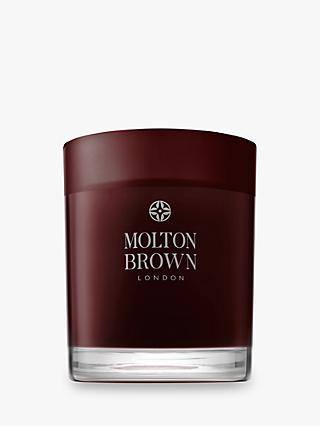 Molton Brown Black Peppercorn Scented Candle, 180g
