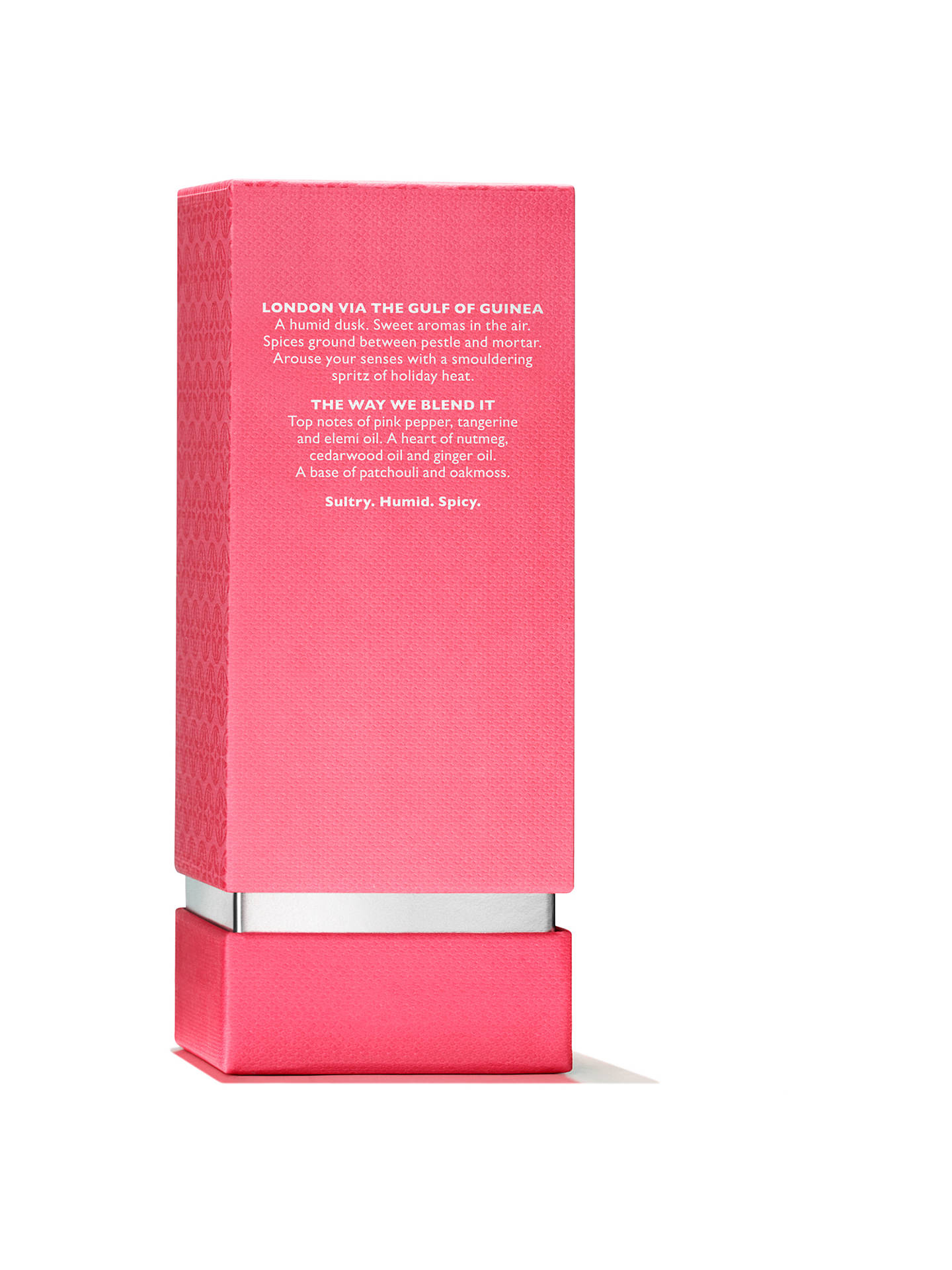 BuyMolton Brown Fiery Pink Pepper Eau de Toilette, 50ml Online at johnlewis.com