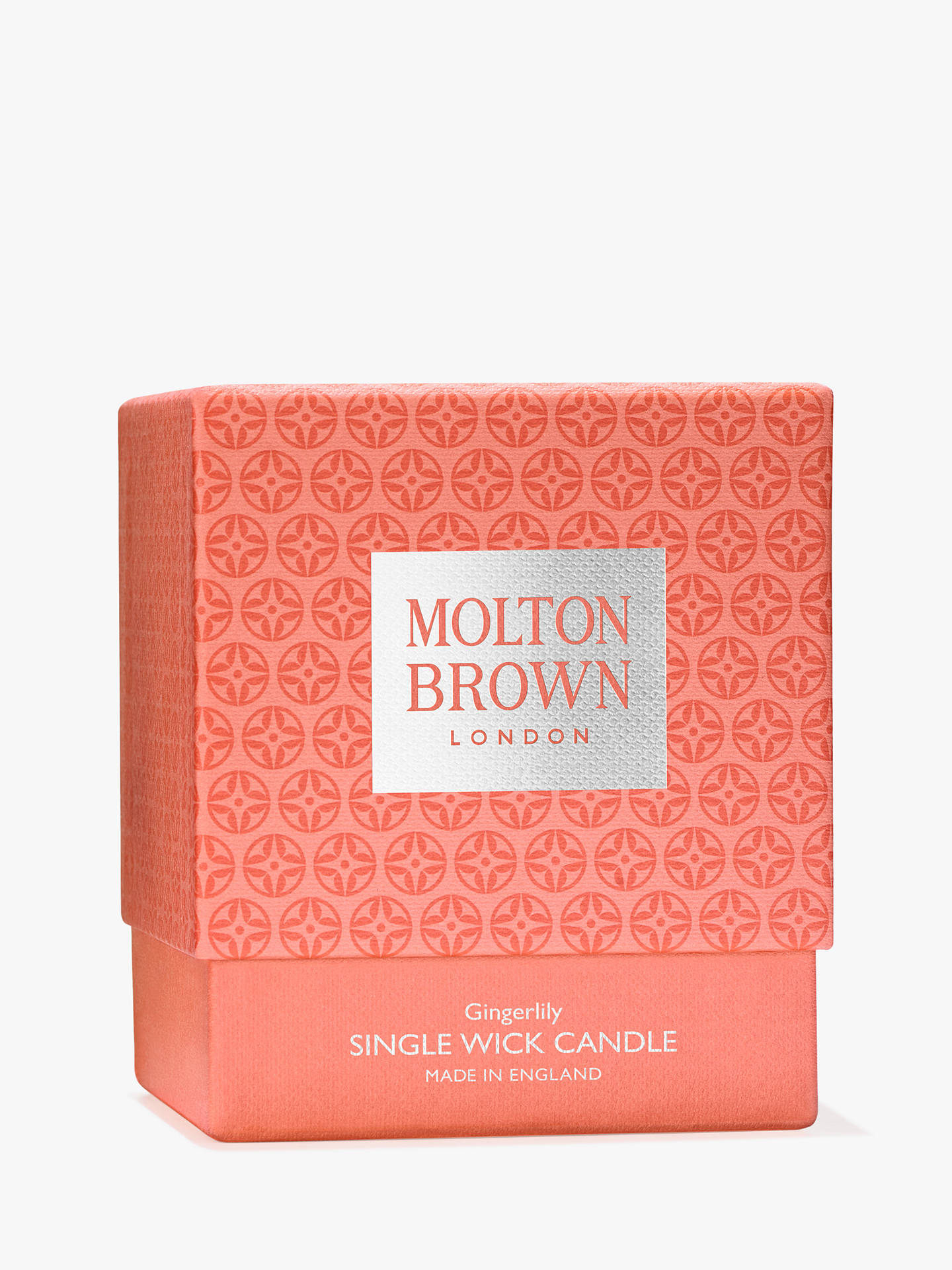 Buy Molton Brown Gingerlily Scented Candle, 180g Online at johnlewis.com