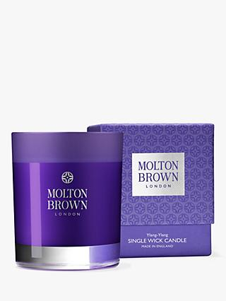 Molton Brown Ylang Ylang Scented Candle, 180g