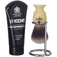 Buy Kent & Sons Shaving Gift Set Online at johnlewis.com