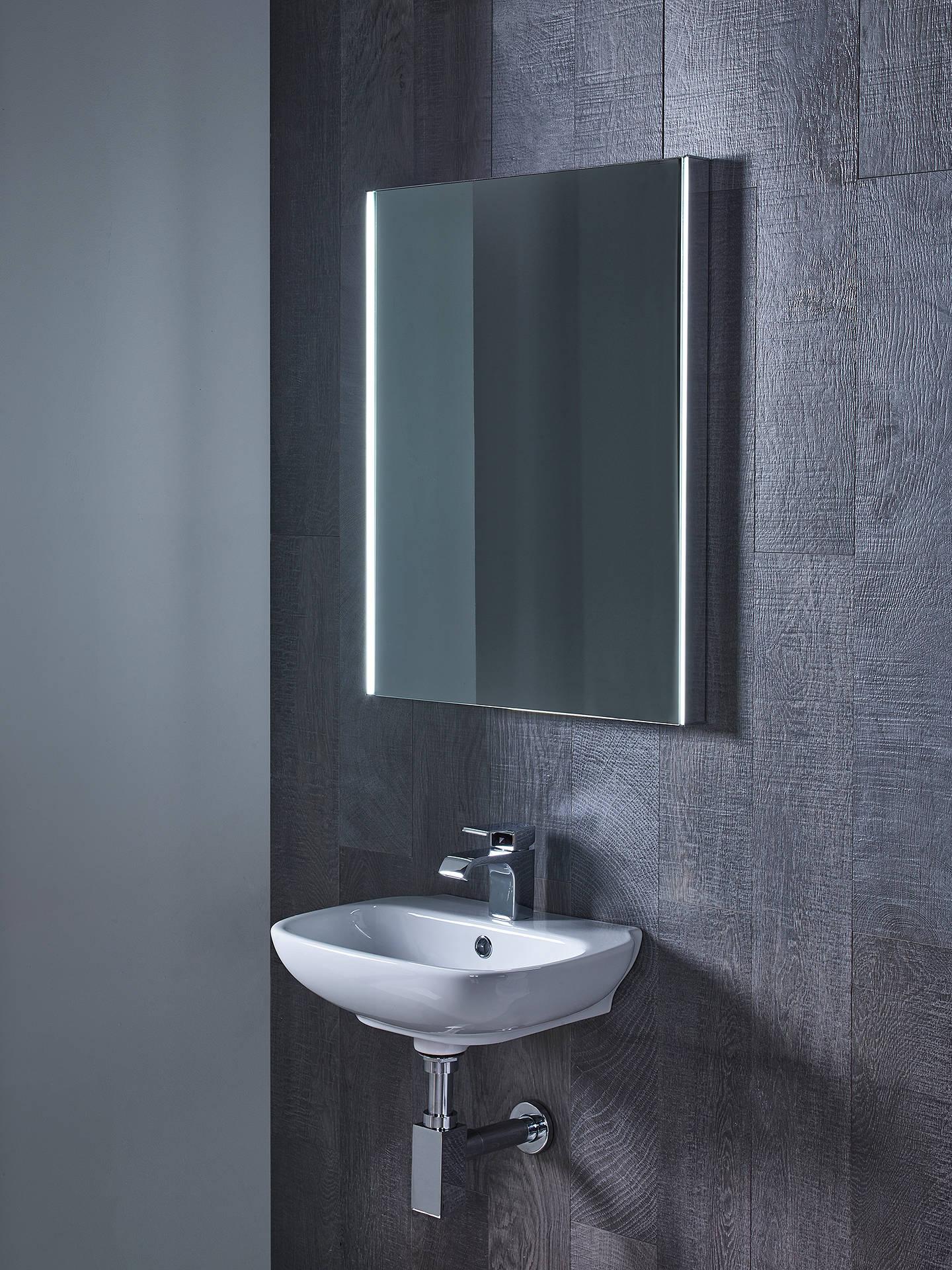 Bathroom Mirrors Illuminated: Roper Rhodes Precise Illuminated Bathroom Mirror At John