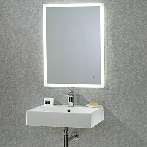 roper rhodes bathroom mirrors buy roper illuminated bathroom mirror 20226