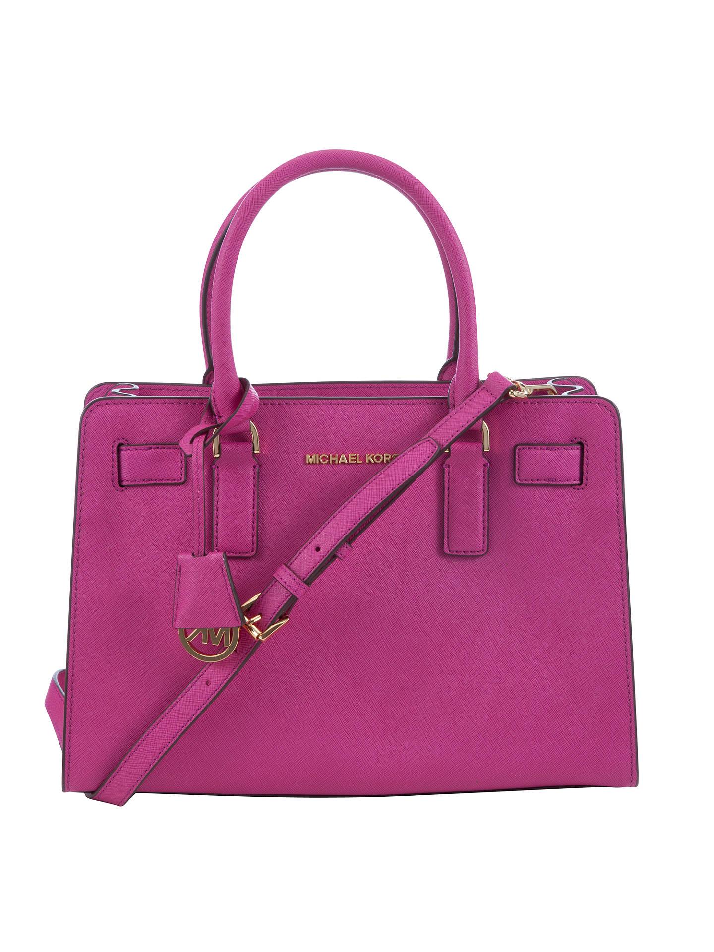 Michael Kors Dillon Leather Tote Bag