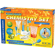 Buy Thames & Kosmos Kids' First Chemistry Set Online at johnlewis.com