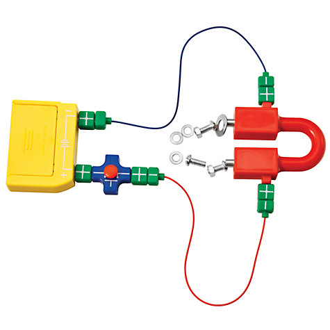 Buy Thames & Kosmos Electricity & Magnetism Experiment Kit ...