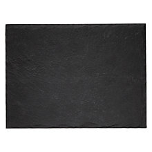 Buy John Lewis Slate Placemats, Set of 2 Online at johnlewis.com