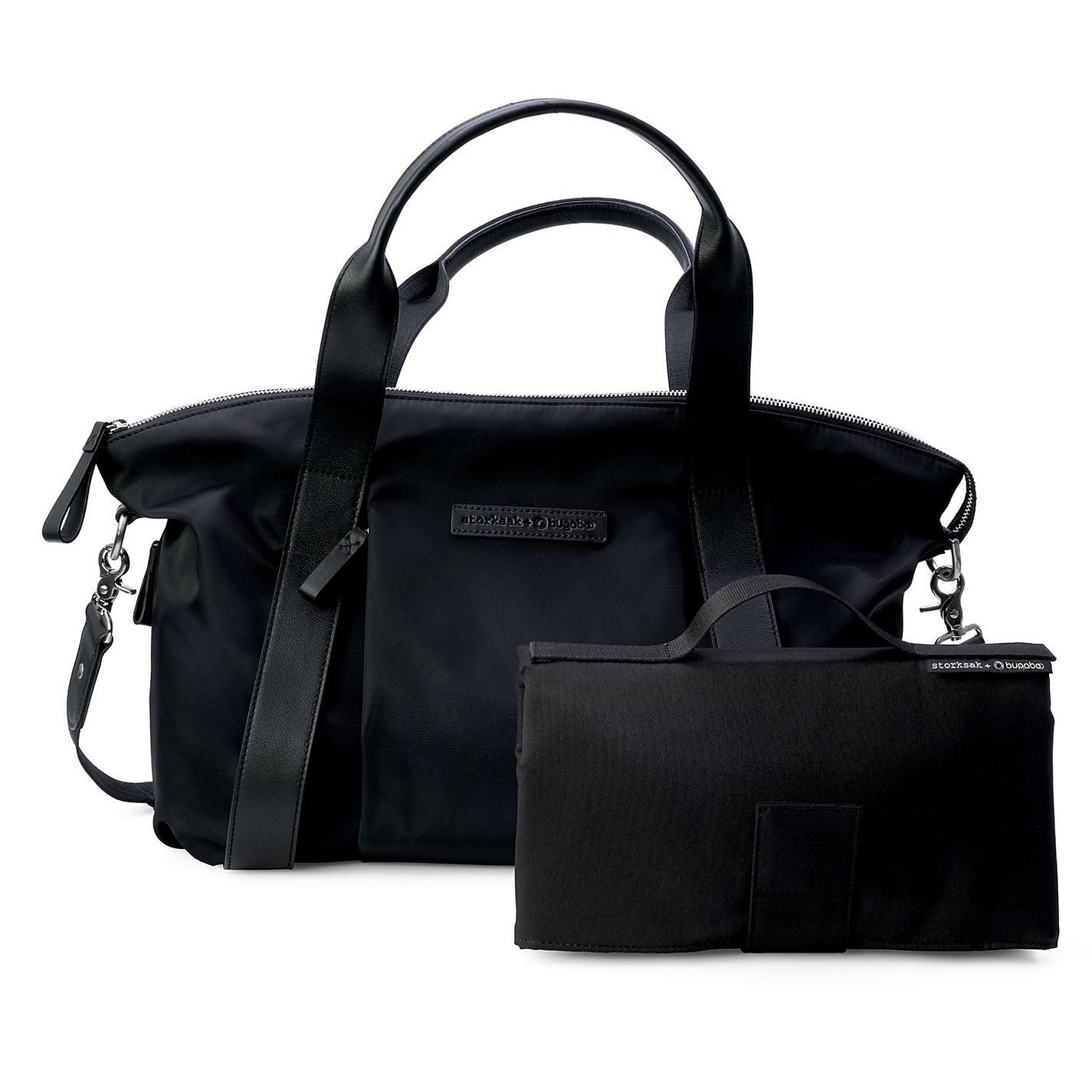 White apron john lewis - Buy Bugaboo Storksak Nylon Changing Bag Black Online At Johnlewis Com