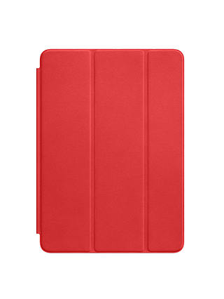 Buy Apple Leather Smart Case for iPad Air 2, (PRODUCT)RED Online at johnlewis.com