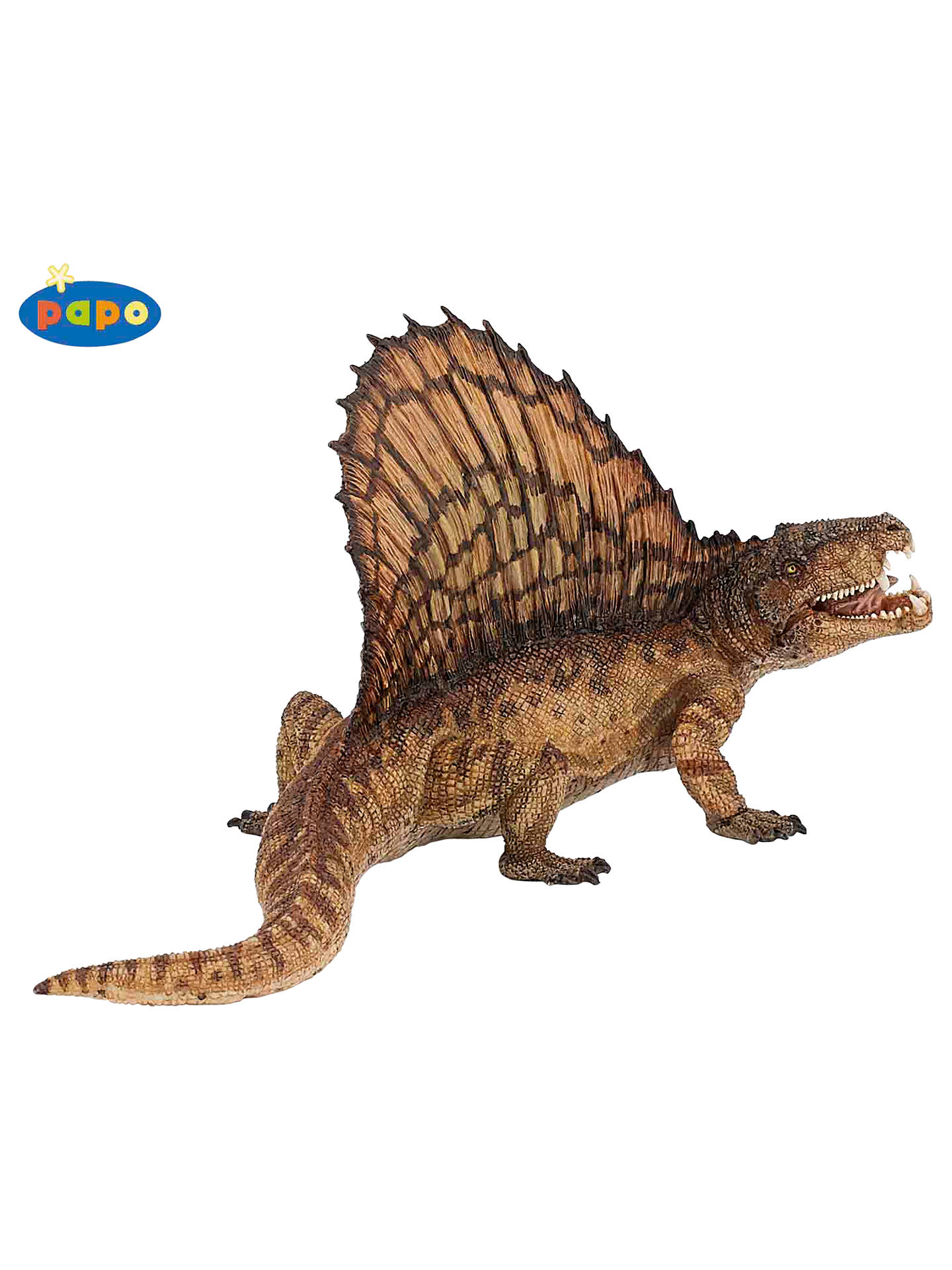 BuyPapo Figurines: Dimetrodon Online at johnlewis.com