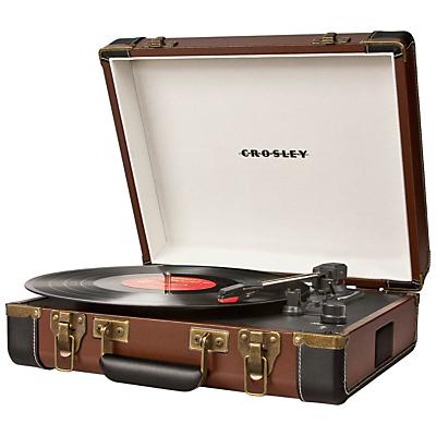 Image of Crosley Executive USB Portable Turntable