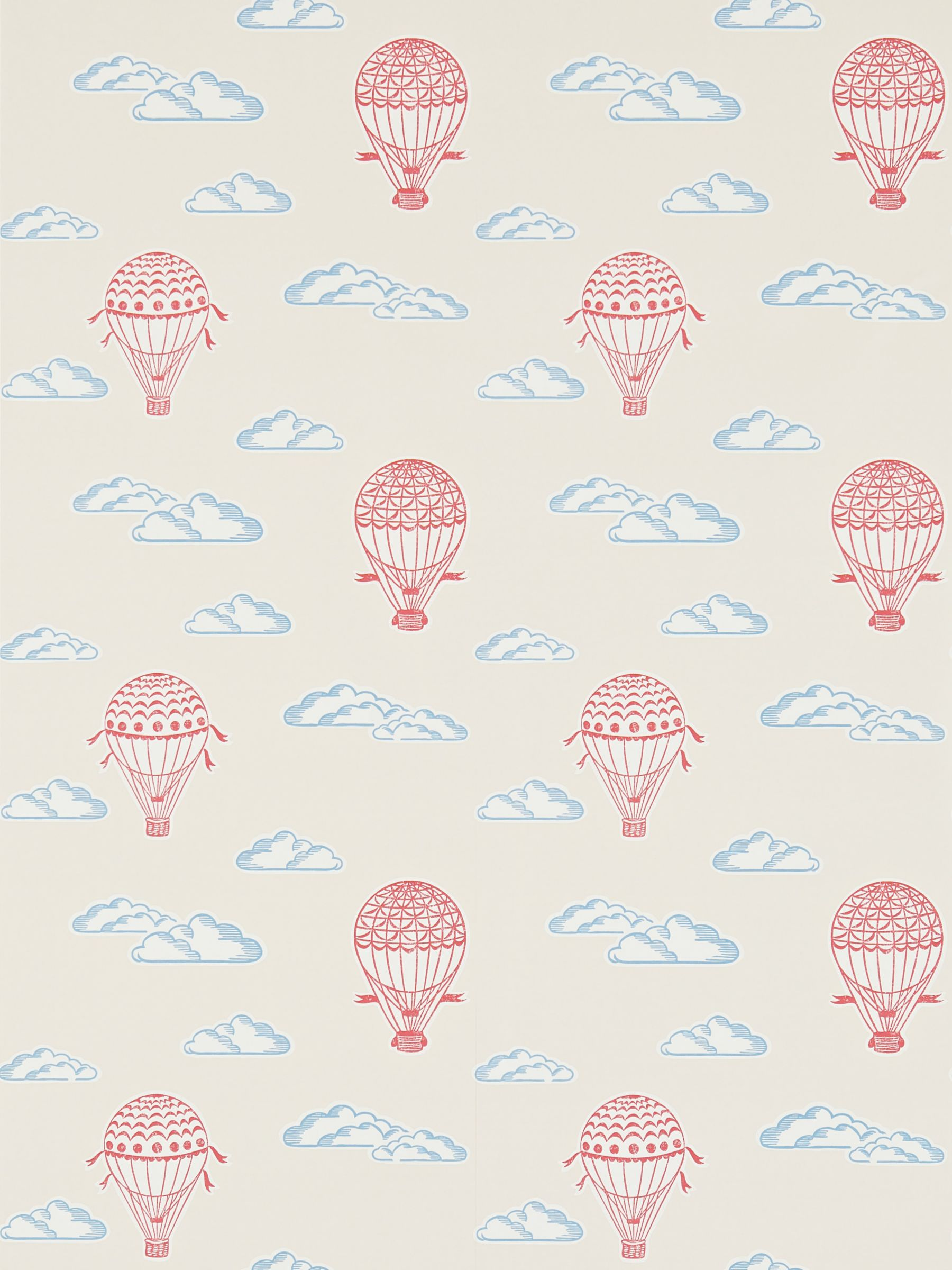 Sanderson Sanderson Balloons Wallpaper