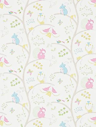 Sanderson Going Batty Wallpaper