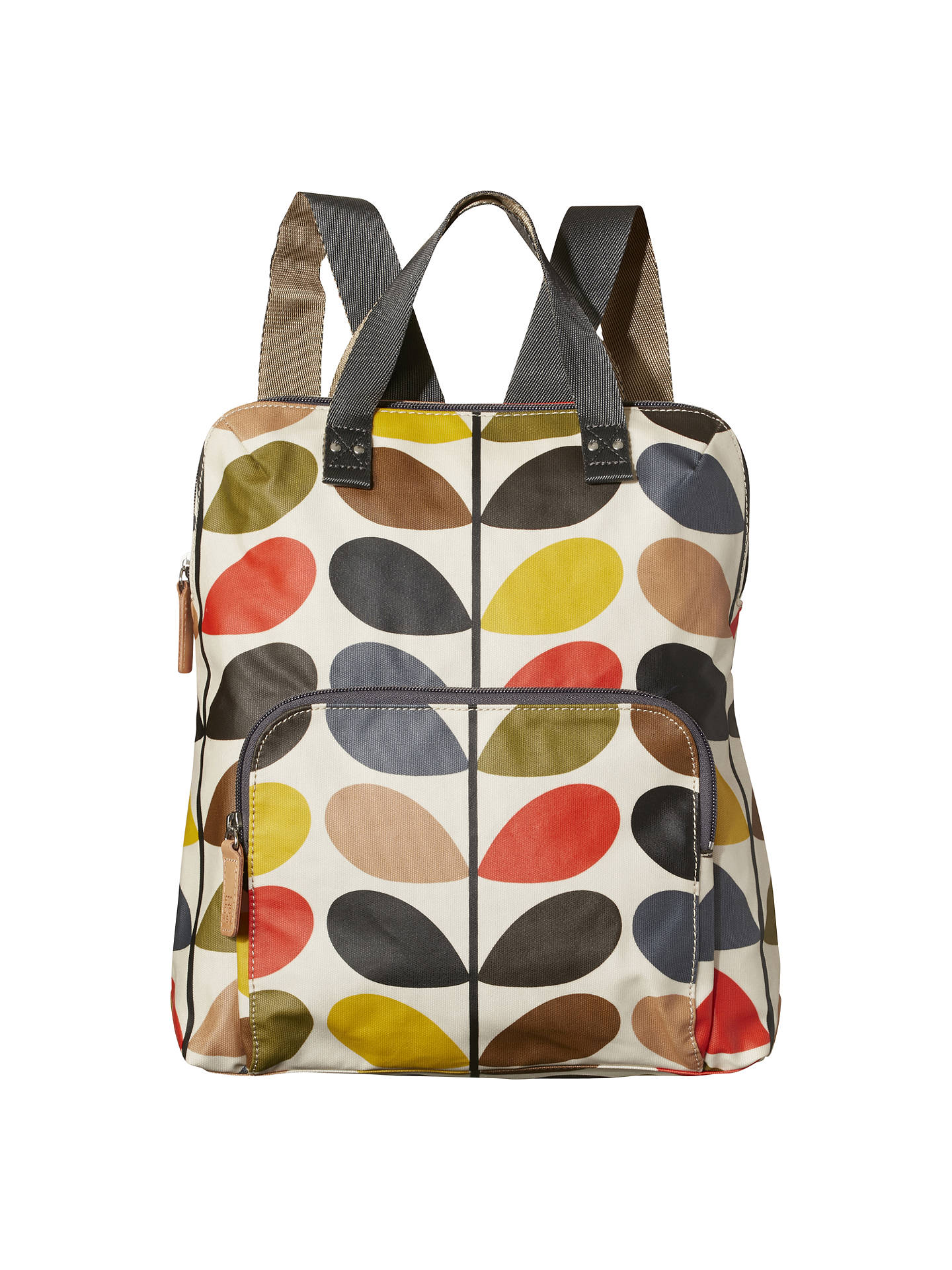 1157a2687f5 Buy Orla Kiely Etc Classic Multi Stem Print Backpack