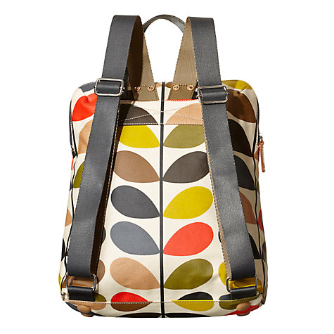 Buy Orla Kiely Etc Classic Multi Stem Print Backpack