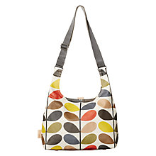 Buy Orla Kiely Etc Classic Multi Stem Midi Sling Handbag, Multi Online at johnlewis.com