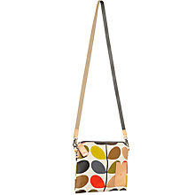 Buy Orla Kiely Etc Classic Multi Stem Cross Body Travel Pouch, Multi Online at johnlewis.com