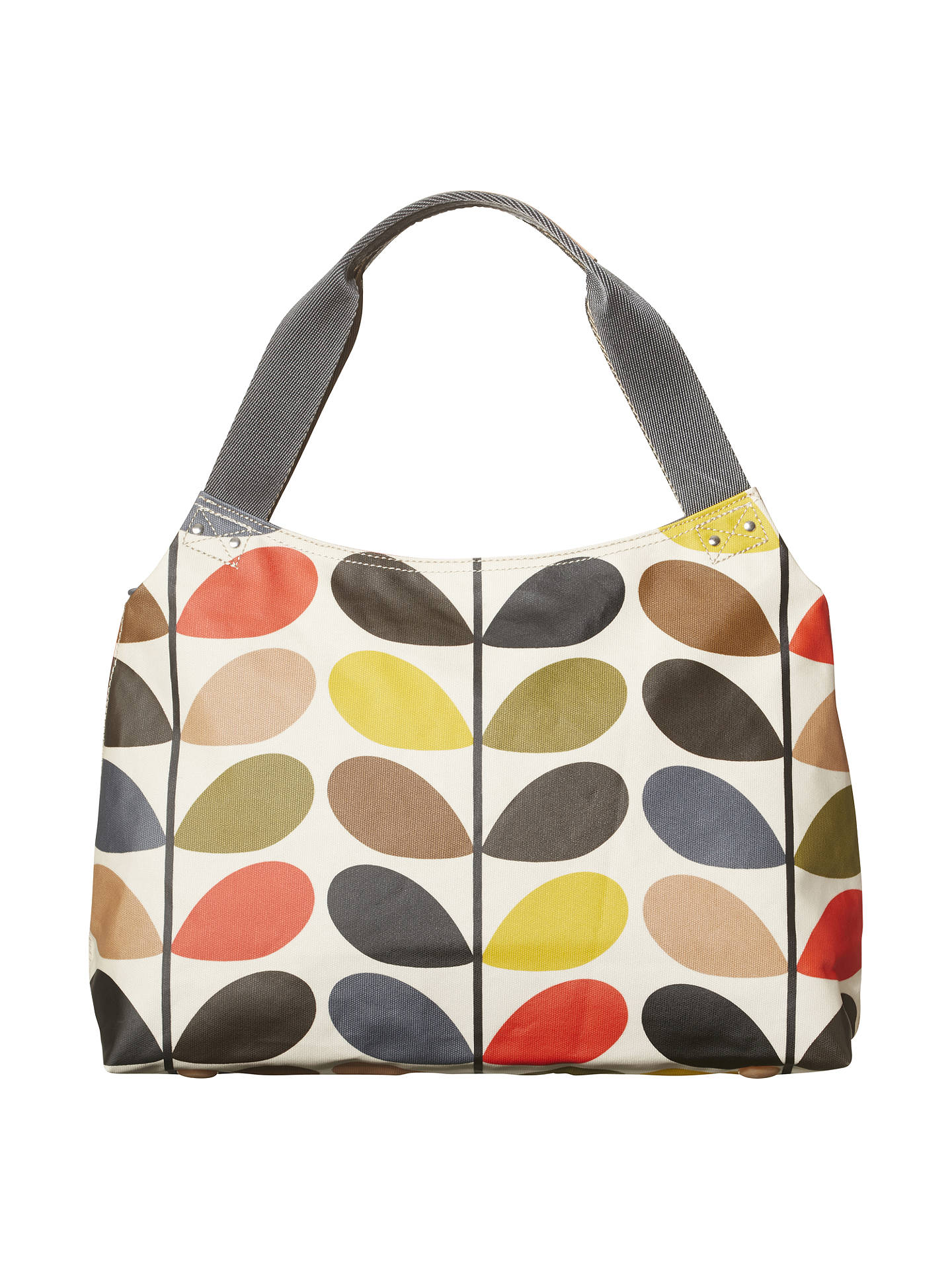 Orla Kiely Etc Classic Multi Stem Shoulder Bag Online At Johnlewis