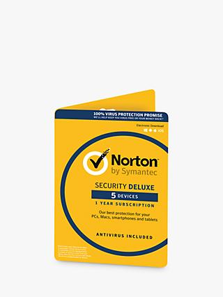 Norton Security 3.0: 1 User, 5 Devices