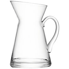 Buy LSA International Flower Jug Glass Vase Online at johnlewis.com