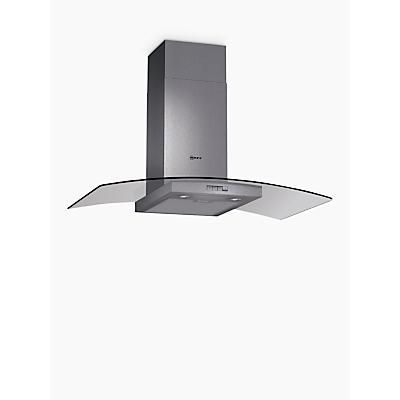Product photo of Neff d89gr22n0b chimney cooker hood stainless steel