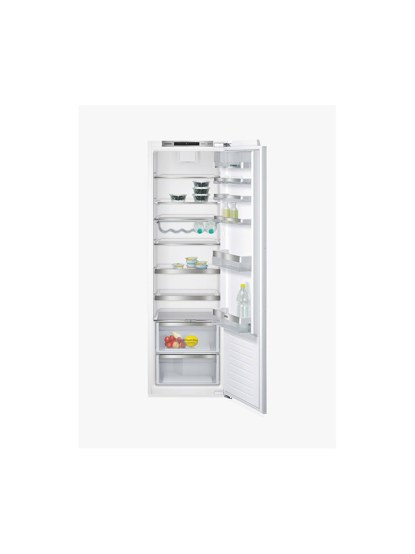 BuySiemens KI81RAF30G Tall Integrated Larder Fridge, A++ Energy Rating, 56cm Wide Online at johnlewis.com