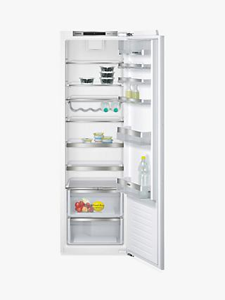 Siemens KI81RAF30G Tall Integrated Larder Fridge, A++ Energy Rating, 56cm Wide