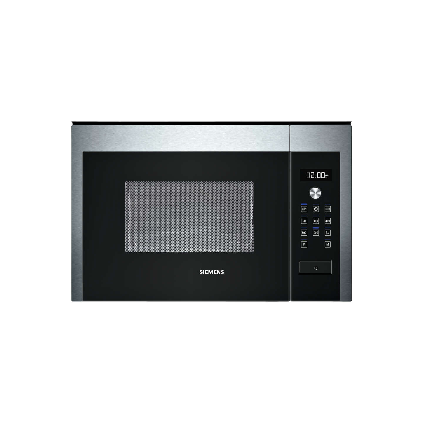 Siemens Hf24m564b Built In Compact Microwave Oven Stainless Steel Online At Johnlewis