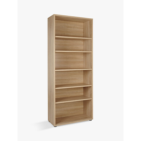 John Lewis Estelle Tall Bookcase Online At Johnlewis