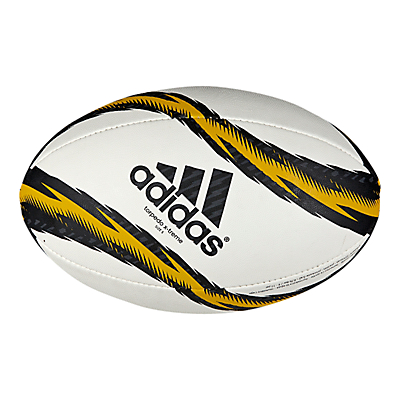 Adidas Torpedo XTreme Rugby Ball Size 5 White