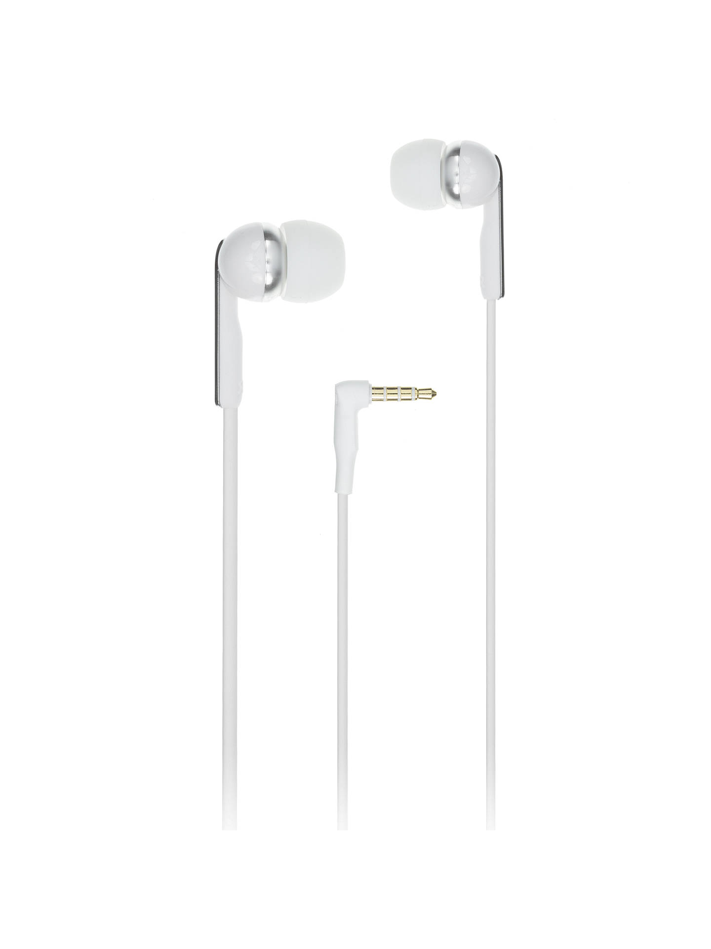 Buy Sennheiser CX 2.00 I In-Ear Headphones with Mic/Remote, White Online at johnlewis.com
