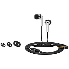 Buy Sennheiser CX 2.00 G In-Ear Headphones with Mic/Remote Online at johnlewis.com