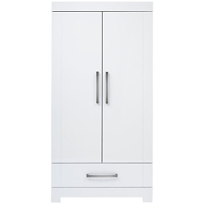 Silver Cross Notting Hill Wardrobe, White