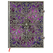 Buy Paperblanks Filigree Aubergine Ultra Journal Online at johnlewis.com