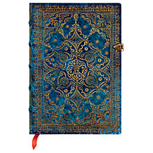 Buy Paperblanks Equinoxe Azure Midi Journal Online at johnlewis.com