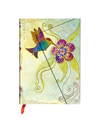 Paperblanks Hummingbird Wrap Midi Journal