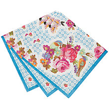 Buy Talking Tables Truly Scrumptious Paper Napkins, Pack of 40 Online at johnlewis.com