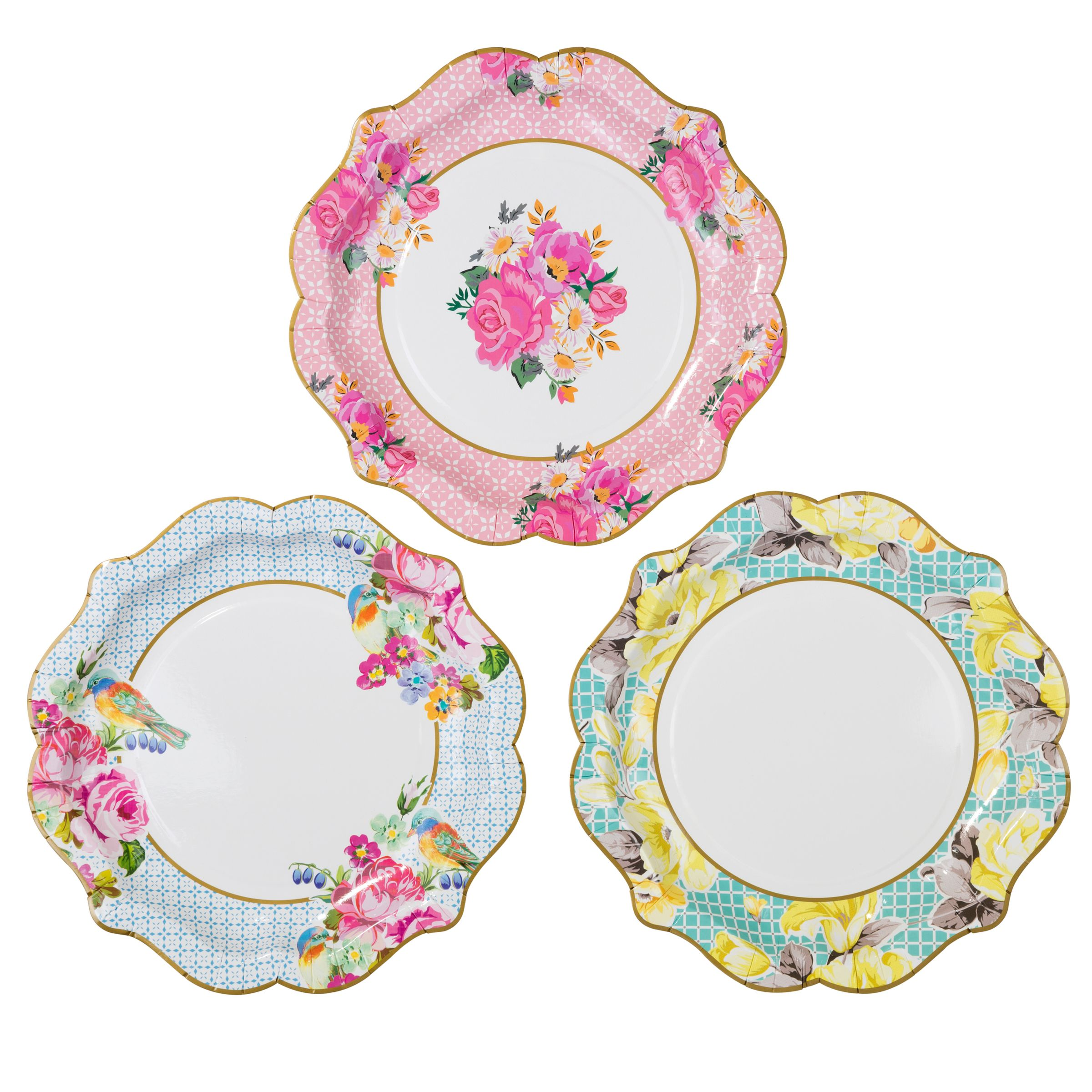 Disposable Plates Cutlery Party Decorations John Lewis