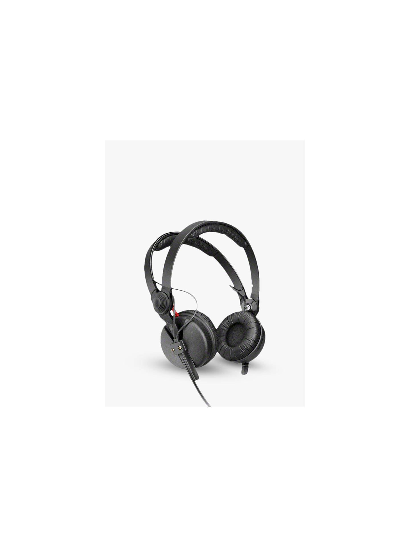 BuySennheiser HD 25-1 II On-Ear Monitoring Headphones, Black Online at johnlewis.com