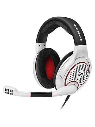 Sennheiser GAME ONE Gaming Headset with Microphone for Xbox One & PS4, White