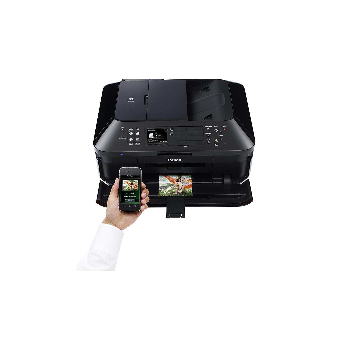 Buy Canon PIXMA MX All in e Wireless Printer Fax Machine