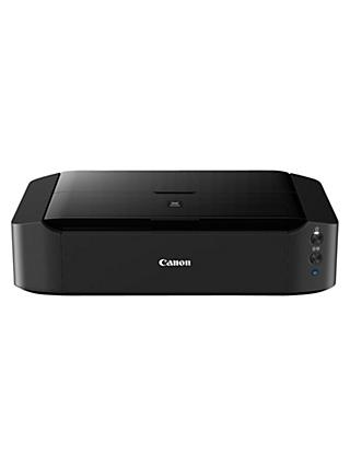 Canon PIXMA iP8750 Wireless A3+ Printer, Black