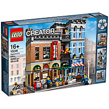 Buy LEGO Creator Detective's Office Online at johnlewis.com