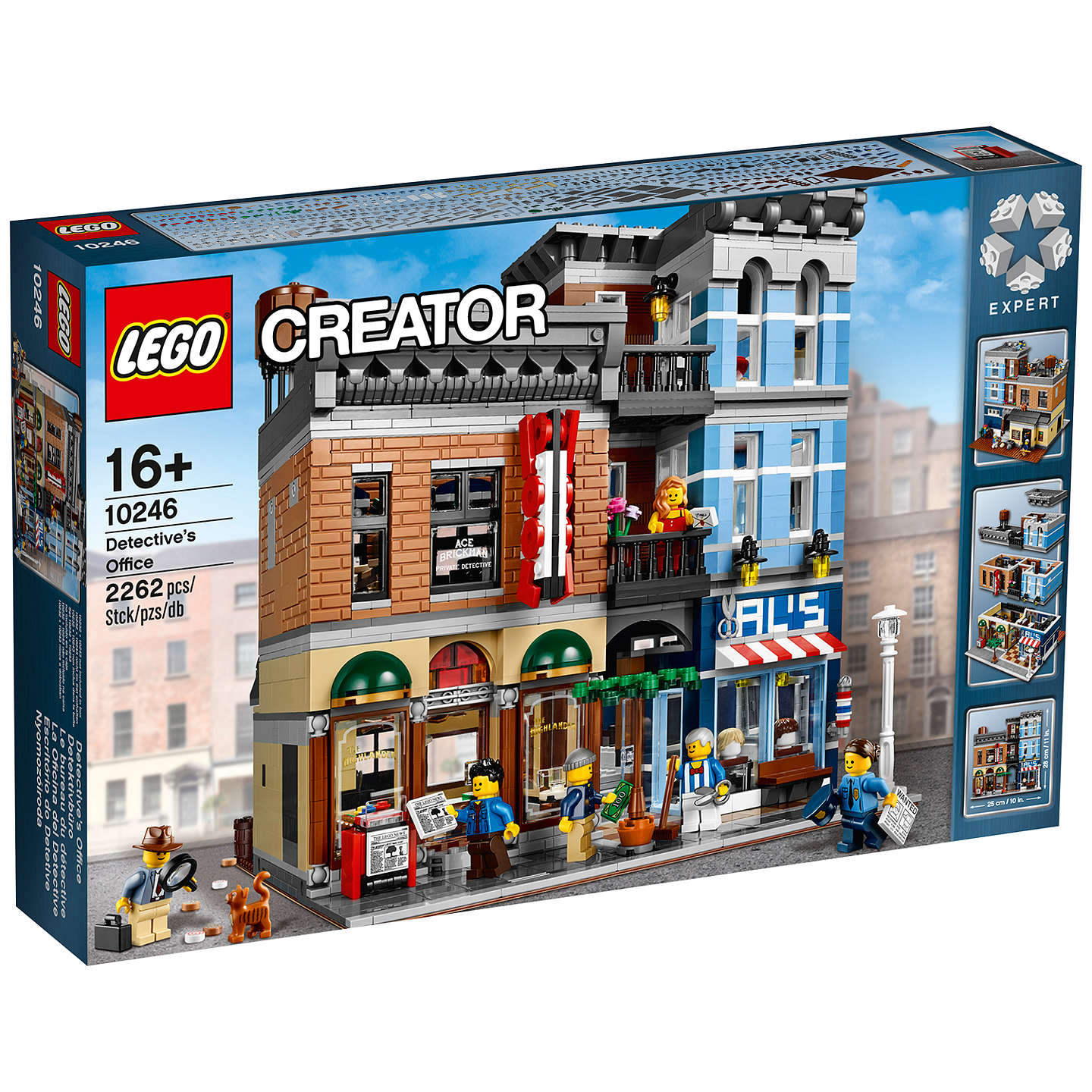 lego corporate office. BuyLEGO Creator Detective\u0027s Office Online At Johnlewis. Lego Corporate