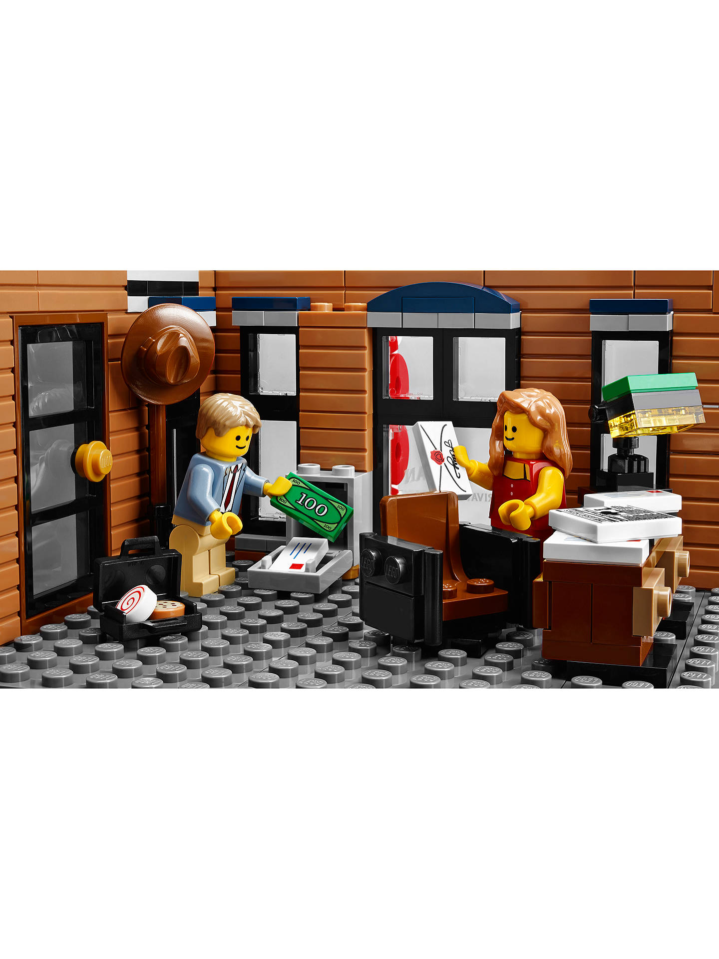 BuyLEGO Creator 10246 Detective's Office Online at johnlewis.com