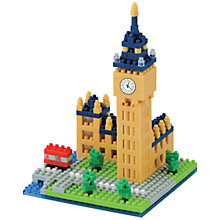 Buy Nanoblock Big Ben Online at johnlewis.com