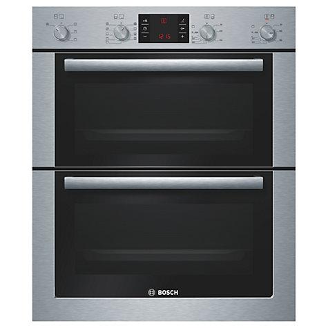 buy bosch hbn53r550b double built under electric oven. Black Bedroom Furniture Sets. Home Design Ideas